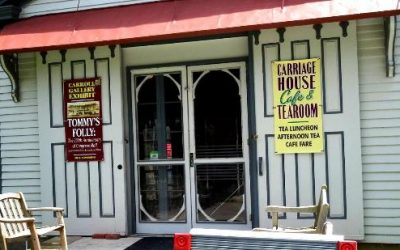 Cape May Stage and The Carriage House Cafe & Tearoom Presents Showcase Tour & Tea