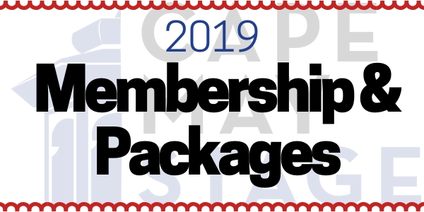 2019 Memberships & Packages
