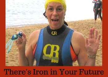 THERE'S IRON IN YOUR FUTURE